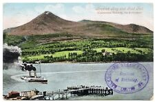 "1905 postcard - ½d ""Caledonian Steam Packet Co Ltd-Duchess of Rothesay"" cachet"