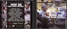 !@#$ Mak 90 - The Klak Artist San Diego Rap G-Funk !@#$