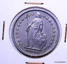 Suisse, Franc, 1968, Bern, TTB, Copper-nickel, KM:24a.1 AC367