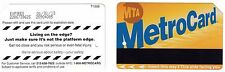 NYC MetroCard Mta Transit*Living on the Edge? *  Expired Metro Card