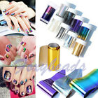 Galaxy Nail Art Transfer Foil Nail Sticker Tips Decal Decoration Classic Colors