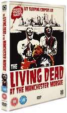 LIVING DEAD AT MANCHESTER MORGUE  THE - DVD - REGION 2 UK