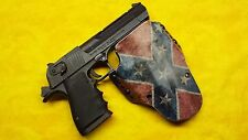 HOLSTER FLAG KYDEX Desert Eagle 357, 44, 50 AE. MAGNUM RESEARCH