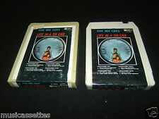 THE BEE GEES LIFE IN A TIN CAN AUSTRALIAN 8 TRACK TAPE CARTRIDGE