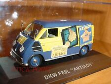 "DKW F89L 1:43 ""ARTIACH"" DECORATION MINT!!! INCLUDES BOX"