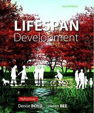 Lifespan Development by Helen L. Bee and Denise G. Boyd (2014, Paperback, 7th...