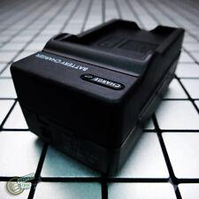 AC/Car Battery-Charger for Panasonic Lumix DMC-FZ10/FZ10EB/FZ10GN/FZ15/FZ5K/FZ18