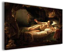 Quadri riproduzioni Rembrandt Van Rijn vol I Stampe su tela famose pittori arte