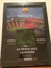 El césped del Camp Nou ( FCBARCELONA )