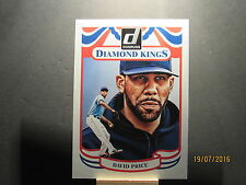 2014 Donruss Diamond King Box Toppers #1 David Price