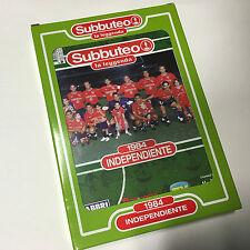 INDEPENDIENTE 1984 SUBBUTEO SQUADRA CALCIO Legends La Leggenda Team