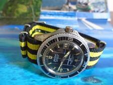 Relógio Sicura By Breitling Diver Militar 60 's Cal 28