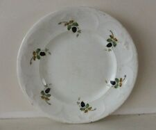Very pretty Royal adderley plate decorated with blueberries