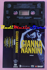 MC GIANNA NANNINI Sorridi PROMO tutto italy RICORDI GNPK 71 cd lp dvd vhs (**)