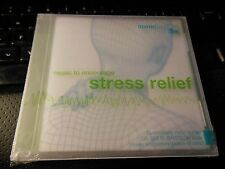 Music to Encourage Stress Relief (CD NEW John Herberman  Dr Lee R Bartel