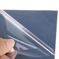 Window Tint Explosion-proof Sunscreen Sticker One Way Reflective Film Silver
