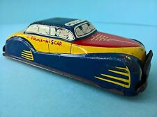 Vintage c1950's GLAM TOY PRODUCTS / GTP 534 - Police No5 Car - Made in Britain