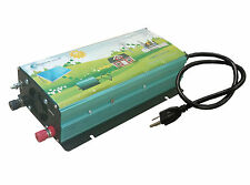 1000w grid tie power inverter dc 40-60v to ac 110v for solar panel+LCD, MPPT-2
