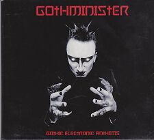 Gothminister-Gothic Electronic Anthems cd album