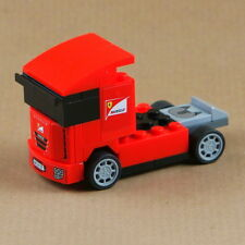 Lego 30191 Scuderia Ferrari Truck without instruction without Figur