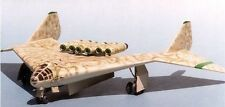 Arado Ar E555 German Airplane Vintage Wood Model Plane