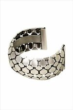 ISABEL MARANT FOR H&M SILVER METAL BRACELET BANGLE