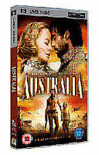 Australia (New and Sealed) Sony PSP UMD Video Movie