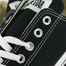 Converse Chucks All Star Low Lo Black White M9166 Mens US and UK size 16