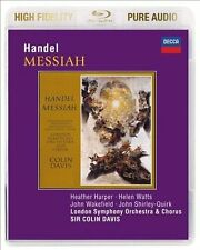 Handel: Messiah [Blu-ray Audio], New Music