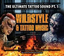 Wildstyle & Tattoo Music von Various Artists (2014) - CD NEU
