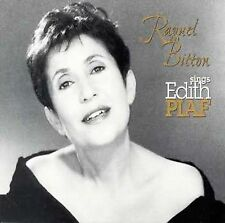 RAQUEL BITTON - Sings Edith Piaff, 1999 HDCD, High Definition CD, NEW