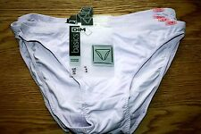 Ladies Knickers Briefs by Dim 5 pairs Microfiber small free postage to UK
