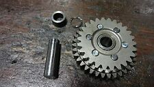 82 YAMAHA XS650 HERITAGE SPECIAL XS 650 YM310 STARTER REDUCTION GEAR ASSEMBLY