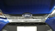 FRONT GRILL TRIM COVER CHROME OR PAINTED FOR FORD FIESTA  HATCHBACK 2010-2013