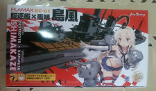 Max Factory PLAMAX KC-01 1/350 Scale Destroyer X 1/20 Scale Kanmusu Shimakaze
