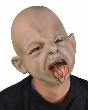 Crying Zombie Baby Rotting Walking Dead Funny Undead Adult Latex Halloween Mask