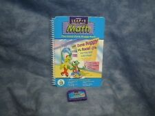 "Leapfrog/ Leap 2    Math  ""The Great Dune Buggy Race""         Book and Cart"