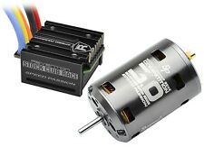 Speed Passion Reventon Stock Club Race ESC + V3 17.5R Brushless Motor /ESC Combo