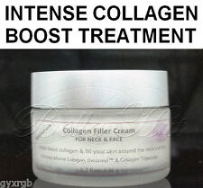 1.2 OZ. FACE NECK COLLAGEN FILLER CREAM FISH COLLAGEN,DECORINYL & TRIPEPTIDE-29