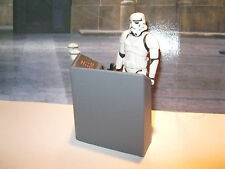 Star Wars G.I Joe Custom Cast Diorama Part for 3.75 Scale Figure Control Console