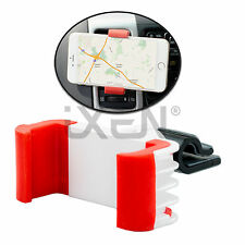Universal Car Air Vent Mobile Phone Mount Cradle Holder for Apple iPhone Samsung