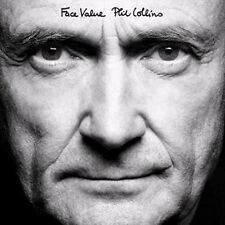 Phil Collins Face Value 180g vinyl LP NEW sealed
