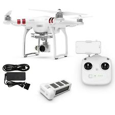 NEW DJI Phantom 3 Standard FPV Drone w/2.7K UHD Camera & 3-Axis Gimbal IN S