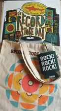 Record Store Day 2016 Dogfish Poster and Cloth Bag Swag