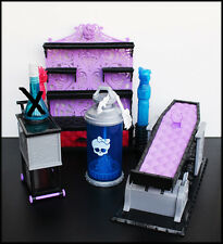 monster high, create a monster, labor, set, playset, spielset,for doll,für puppe