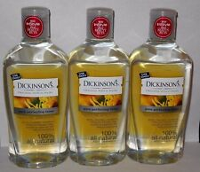 Dickinson's Original Witch Hazel Pore Perfecting Toner 16oz Bottle -3 Pack
