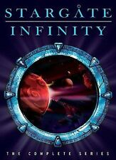 STARGATE INFINITY - The Complete Series (sci-fi animation) 4 DVD BOX SET