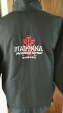 Madonna - Drowned World Tour 2001 Crew Only Jacket Dickies Quilted Coat New