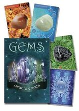 Gems Oracle Cards by Lo Scarabeo (English)