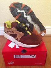 "Puma Disc Leather Cage Lux Opt 2 ""Cork Pack"" - Sz 9.5 - New DS - Free Ship"